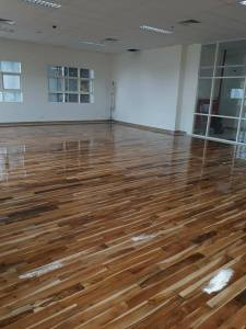 Penempatan Lantai parket kayu solid sesuai dengan fungsinya